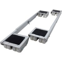 Heavy Appliance Rollers Furniture Dolly Casters Wheels ...