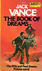 "Cover of ""The Book of Dreams (The Demon P..."