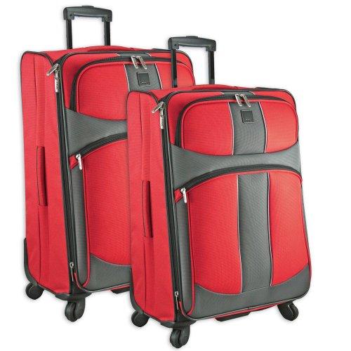 titan arizona 360 4 rollen trolley set 2 tlg. Black Bedroom Furniture Sets. Home Design Ideas