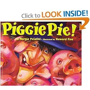 Piggie Pie! Book & CD (Read Along Book & CD)