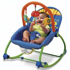 Fisher Price Sit And Play Chair Wholesale Recliner Chairs Zebra Spin Infant To Toddler Rocker Blue Green Overviews