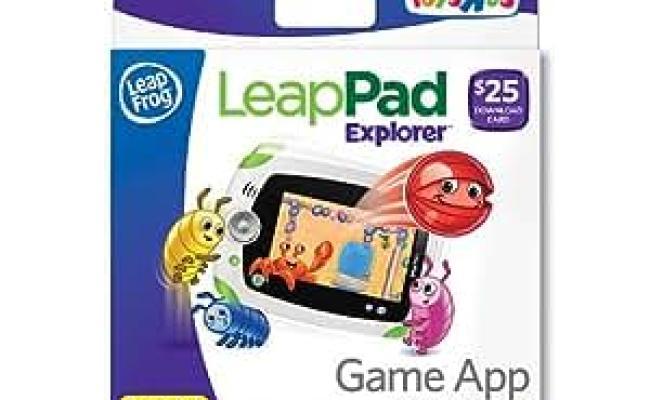 Buy Leapfrog Leappad Explorer Game App Download Card