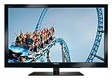 Toshiba 47VL863G 119 cm (47 Zoll) LED-Backlight-Fernseher, Energieeffizienzklasse B  (Full-HD, 400Hz AMR, DVB-T/-C/-S2, CI+, HbbTV) schwarz