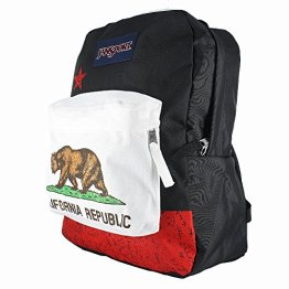 JANSPORT Cali Bear SuperBreak Backpack