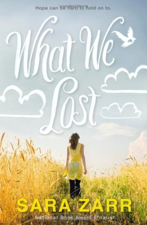 What We Lost by Sara Zarr, Mr. Media Interviews