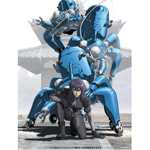 攻殻機動隊 STAND ALONE COMPLEX DVD-BOX (初回限定生産)