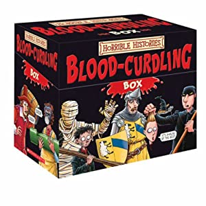 Blood-Curdling Box (Horrible Histories)