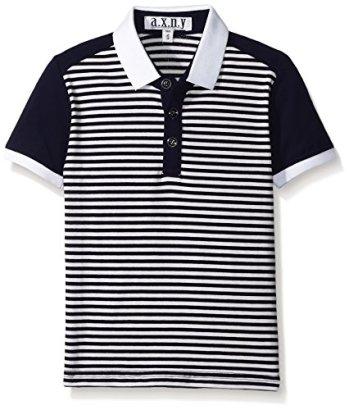axny-Boys-Stripe-Contrast-Polo