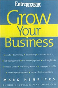 "Cover of ""Grow Your Business"""
