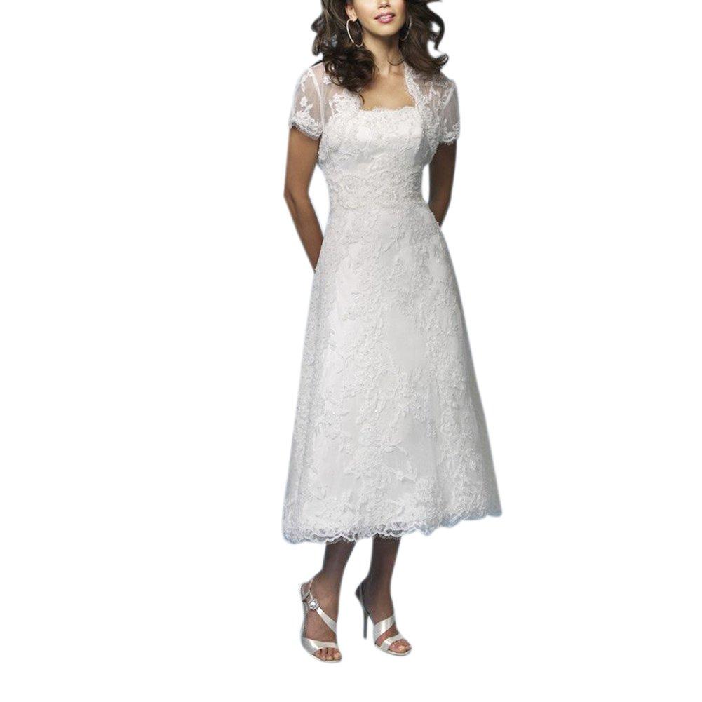 Wedding Dresses for Women Over 50
