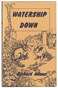 "Cover of ""Watership Down"""