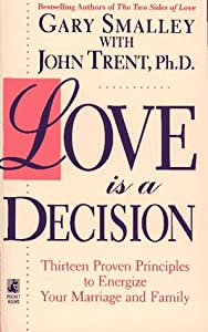 "Cover of ""Love Is A Decision"""
