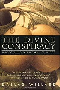 "Cover of ""The Divine Conspiracy: Rediscov..."
