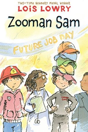 Zooman Sam by Lois Lowry | Featured Book of the Day | wearewordnerds.com