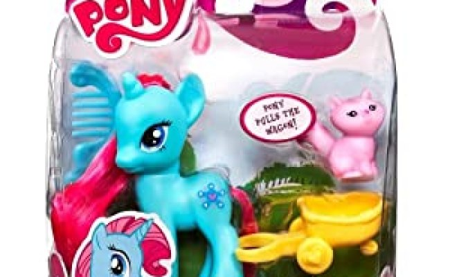 Amazon My Little Pony Snowcatcher Toys Games