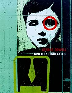 """Cover of """"Nineteen Eighty-Four"""""""