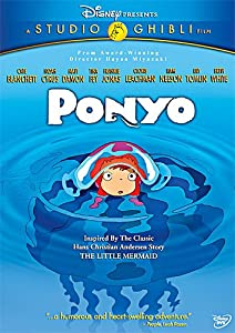 "Cover of ""Ponyo (Two-Disc Edition)"""