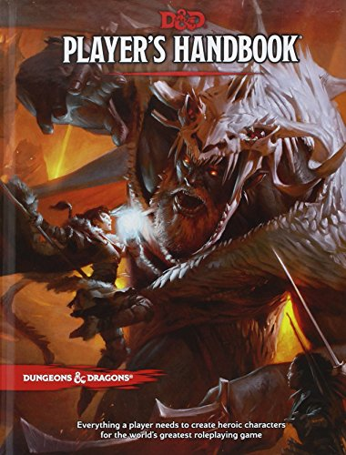 D&D Player's Handbook Cover