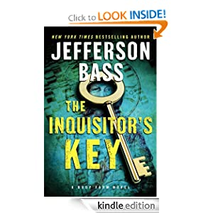 The Inquisitor's Key (Body Farm)