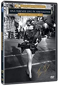 Tina Turner Live In Amsterdam Wildest Dreams Tour Dvd
