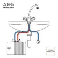 E27 AEG 222116 MTH 570 hydraulischer Klein ...