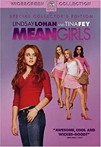 """Cover of """"Mean Girls (Special Collector's..."""