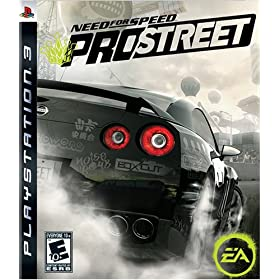 Get Need For Speed ProStreet from Amazon.com