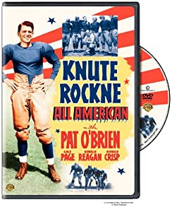 "Cover of ""Knute Rockne All American"""