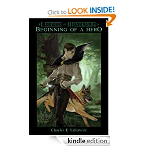 Beginning of a Hero (Legends of Windemere)