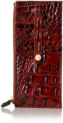 Brahmin-Credit-Card-Wallet-Pecan-One-Size