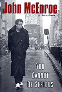 "Cover of ""You Cannot Be Serious"""