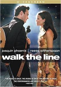 """Cover of """"Walk the Line (Widescreen Editi..."""
