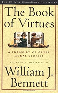 "Cover of ""The BOOK OF VIRTUES"""