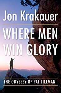 "Cover of ""Where Men Win Glory: The Odysse..."