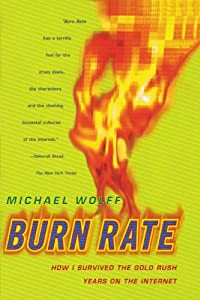 "Cover of ""Burn Rate: How I Survived the G..."