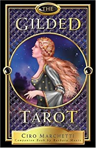 "Cover of ""The Gilded Tarot"""