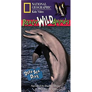 Amazoncojp Really Wild Animals Deep Sea Dive VHS