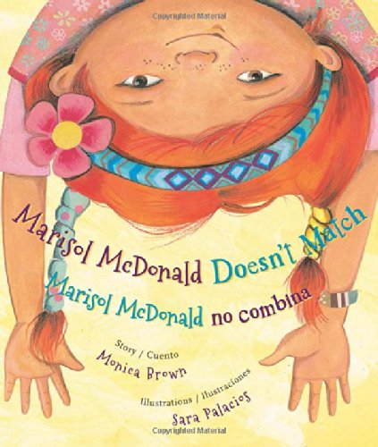 Marisol McDonald Doesn't Match / Marisol McDonald no combina ...