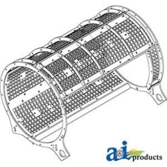 71355780 Thresher Cage Assembly P1 Fits Gleaner Combine N5