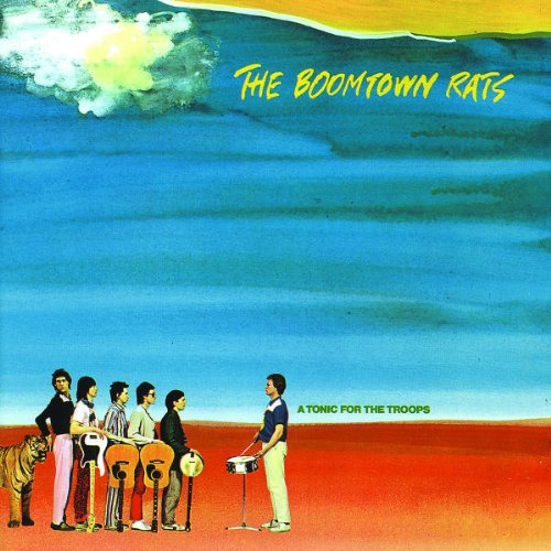 The Boomtown Rats-A Tonic For The Troops-(982 677-4)-REMASTERED-CD-FLAC-2005-CUSTODES Download