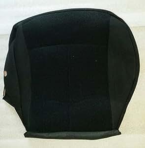 Amazoncom Oem Nissan Altima 873703z621 Black Cloth Seat