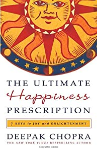 """Cover of """"The Ultimate Happiness Prescrip..."""