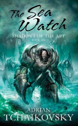 Cover for Shadows of the Apt: The Sea Watch