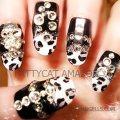 Beauty makeup nails nail art
