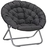 lucky bums camp chair swing baby age amazon.com : ozark trail oversized cozy chair, berry sports & outdoors