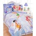 Disney bedding kids tinkerbell twin mini comforter set