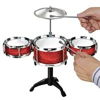 Buy Fine Life Table Top Games Desktop Drum Set Online at ...