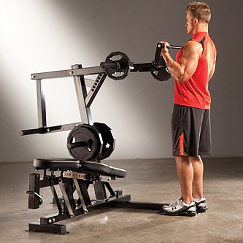 Marcy Pro Pm4400 Weight Bench Leverage Home Multi Gym