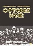 Octobre noir par Didier Daeninckx