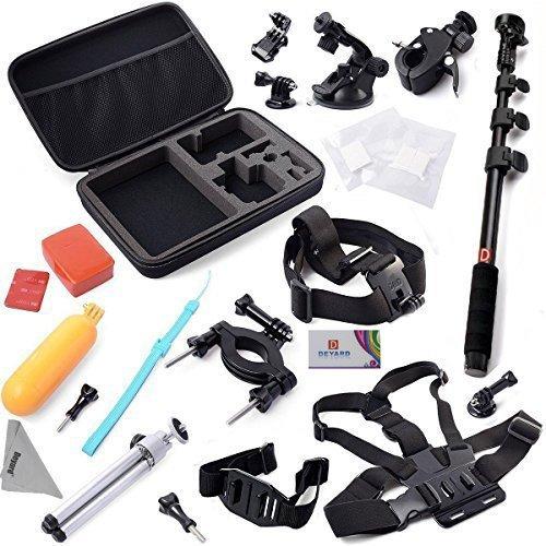 Kit d'accessoires GoPro Hero 4 & Hero 3+